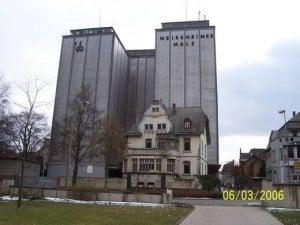 Untersuchung auf Altlasten bei Mälzerei Weissheimer in Andernach