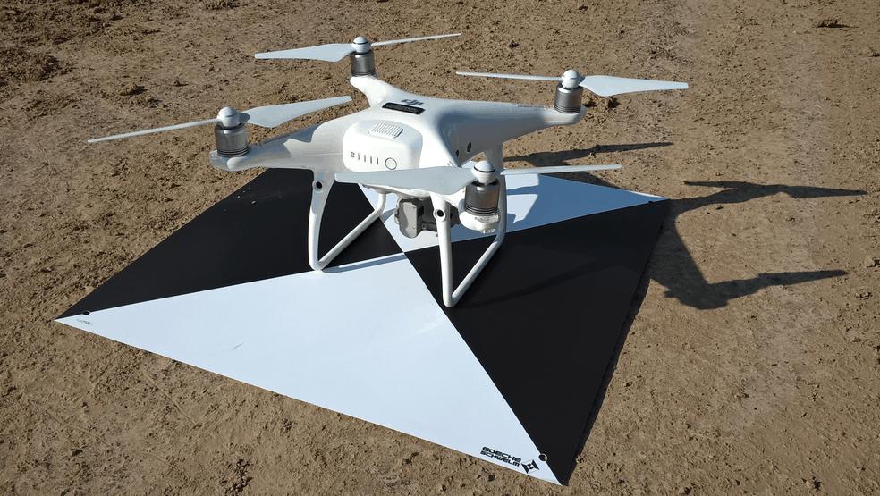 Vermessung durch UAVs